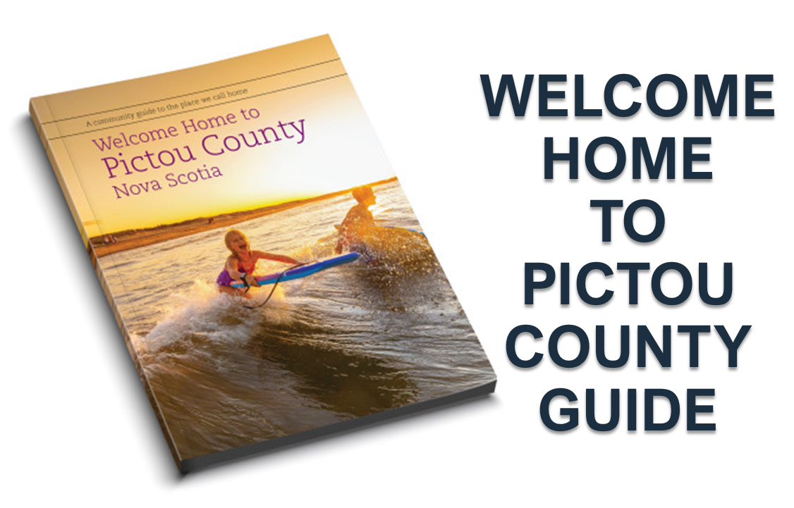 Welcome Home to Pictou County Guide