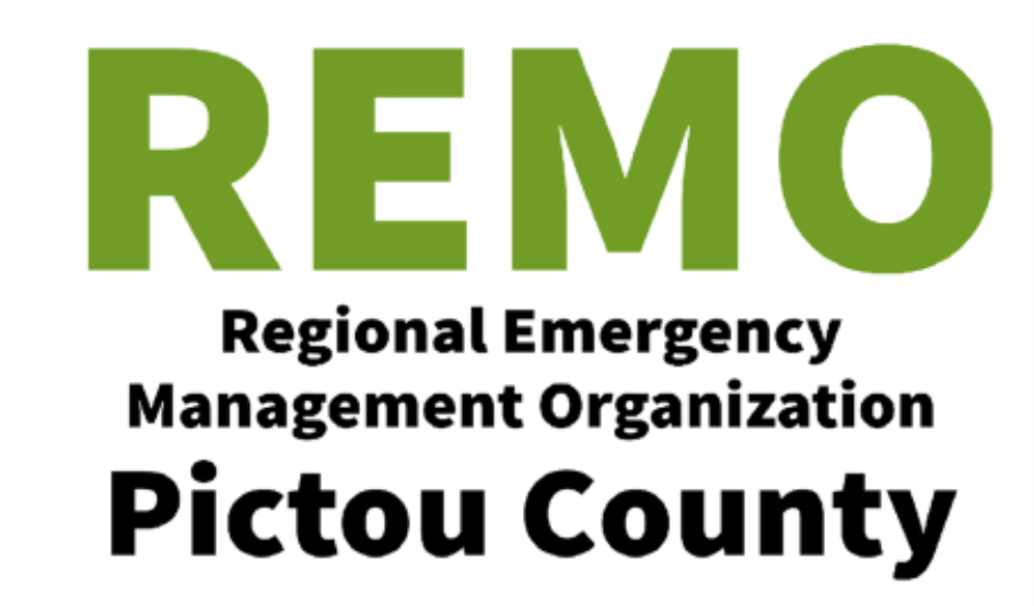 REMO Pictou County Notices