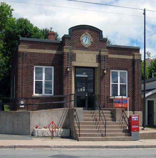 Trenton Post Office